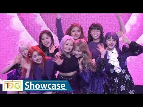 DreamNote(드림노트) '취미는 너' Showcase Stage [통통TV]