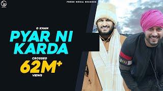 Pyar Ni Karda – G khan FT Garry Sandhu