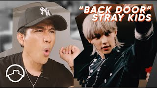 """Performer Reacts to Stray Kids """"Back Door"""" MV"""
