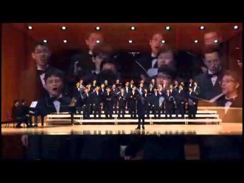 拉縴人男聲合唱團 - 舊情綿綿 (洪一峰原唱,冉天豪編曲)