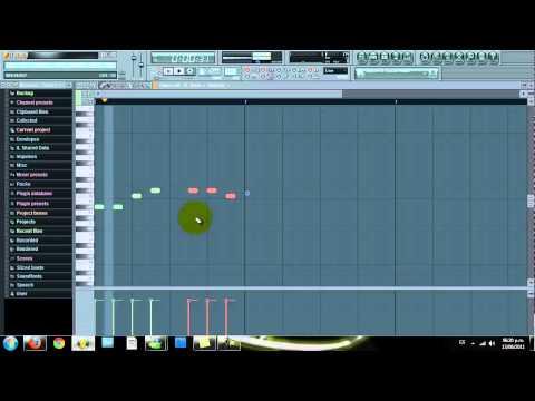 Fl studio 10 - Crear un pista de rap