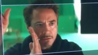 Robert Downey Jr Releases Avengers Endgame DELETED SCENE BTS