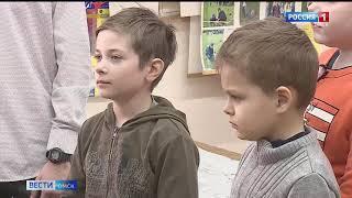 Омские школьники смастерили мини-ракету, которая стала лучшей в России