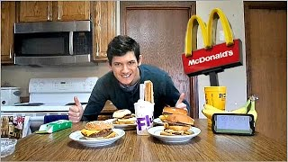 Dude Vs. Food: McDonald's Secret Menu
