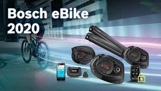 Bosch eBike 2020 : le résumé des nouveautés