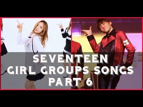 ◇ 세븐틴 Seventeen dancing to girl groups' songs compilation part 6 ◇