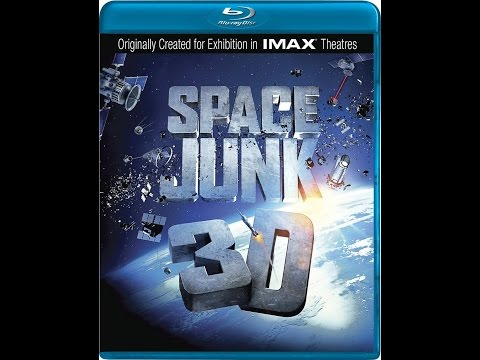 (2013) Space Junk 3D - SBS In 4K UHD