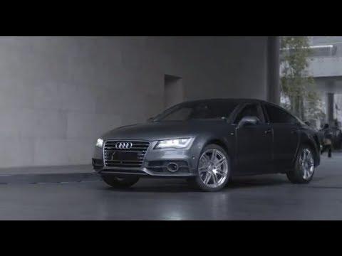 Audi A7: Auto Pilot budućnosti