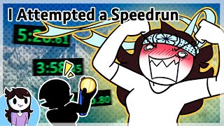 I Attempted a Speedrun (and got a world record)