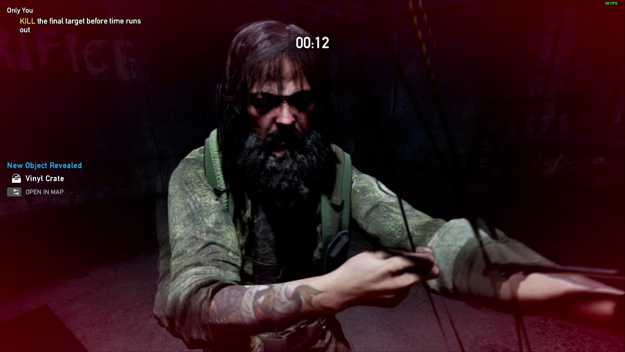 Far Cry 5 Jacob Seed Song Only You Video Sportnk