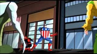 Avengers Earth's Mightiest Hero AMV: Spider-man