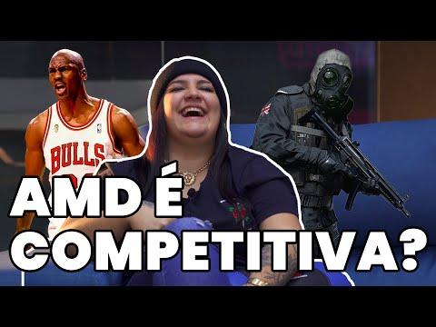 ALTOS E BAIXOS DA CARREIRA - AMD Abre o Jogo!