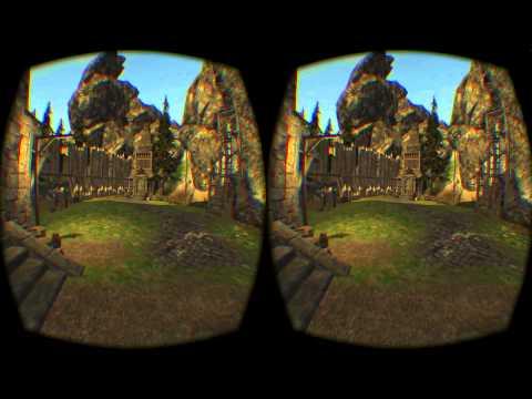 Rifts Cave Oculus Rift DK2 Alpha v2.2 First Impressions