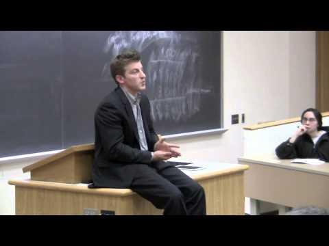 Alex Epstein Visits Pittsburgh University - EID