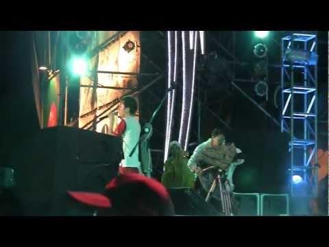 2011/07/10海洋音樂祭-蘇打綠「幸福額度」(新歌)