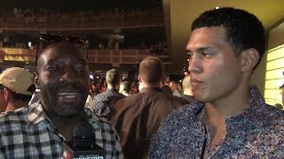 David Benavidez talks about Mexican beef, camp in Las Vegas, who is next,