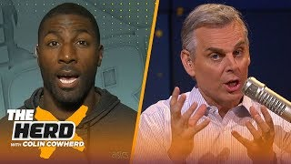 Greg Jennings talks Mike McCarthy taking over in Dallas, other NFL coaching hires | NFL | THE HERD