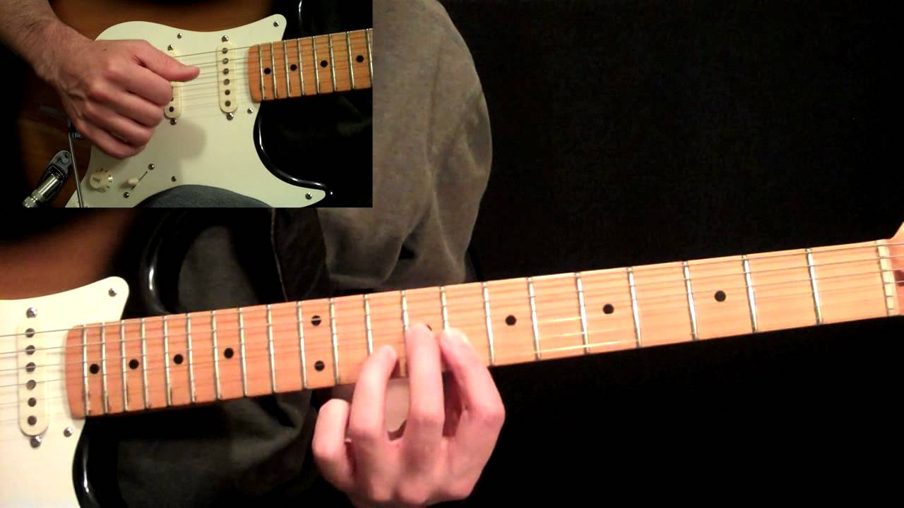 Sultans Of Swing Guitar Lesson Pt.6
