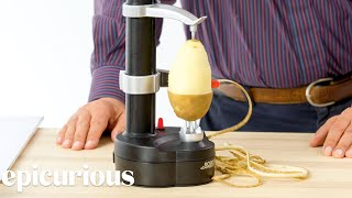 5 Peeling Kitchen Gadgets Improved by Design Expert | Epicurious
