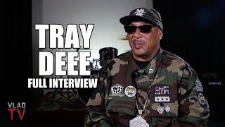 Tray Deee on Eminem, R Kelly, Daz, Eazy-E, Offset, Bizzy Bone (Full Interview)