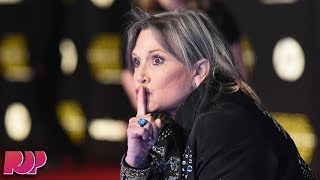 Carrie Fisher Mailed A Cow Tongue To A Producer That Assaulted Her Friend