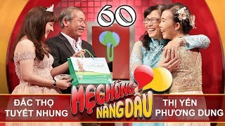 MOTHER&DAUGHTER-IN-LAW  EP 60 UNCUT  Dac Tho - Tuyet Nhung  Pham Yen - Phuong Dung  050518 💛