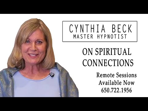 Spiritual Connection - Cynthia Beck, CCHT.mov