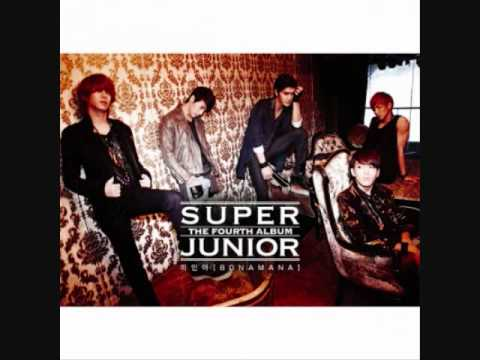 Super Junior Remix Songs