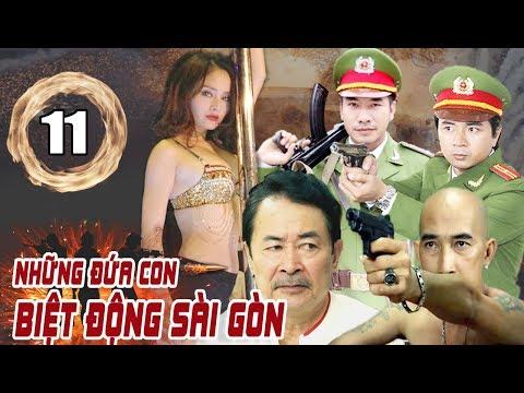 Những Đứa Con Biệt Động Sài Gòn - Tập 11 | Phim Hình Sự Việt Nam Mới Hay Nhất