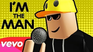 VuxVux - I'M THE MAN (Roblox Rap Music Video)