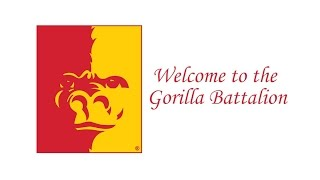 'Welcome to the Gorilla Battalion