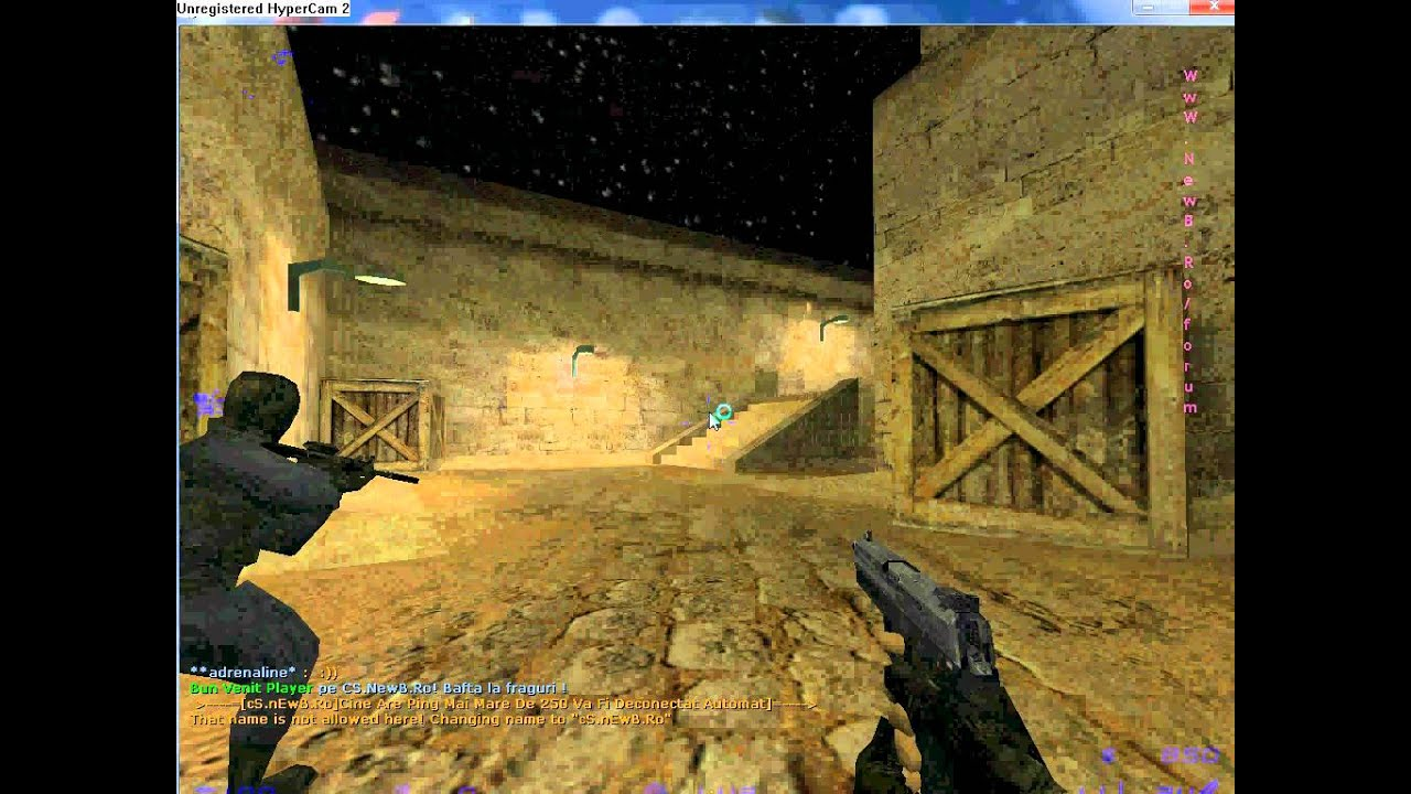 Counter strike 1. 6 lant final primul gameplay! Youtube.