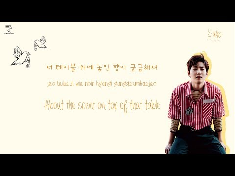SUHO 수호 & JANE JANG 장재인 - Do You Have a Moment Color-Coded-Lyrics Han l Rom l Eng 가사 by xoxobuttons