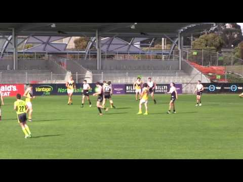 Round 6 Highlights: Nth Ballarat vs Werribee