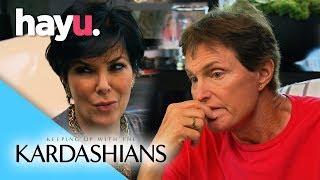 Kris Jenner VS Kris Kardashian | Keeping Up With The Kardashians