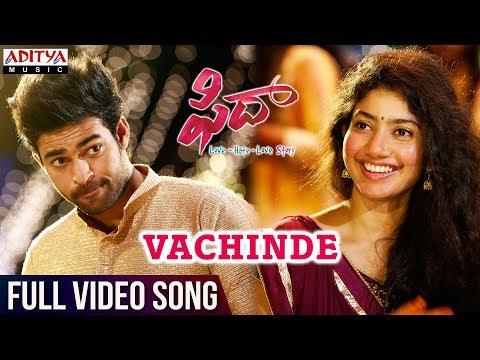 Fidaa-Movie-Vachinde-Full-Video-Song