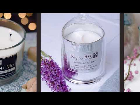 FREE CANDLE VIDEO ADVERT ZEN MUSIC