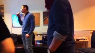 Tet 2011 - Hai's singing 03