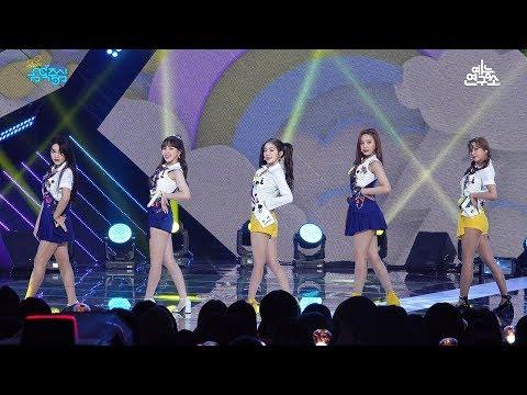 [예능연구소 직캠] 레드벨벳 파워 업 @쇼!음악중심_20180818 Power up Red Velvet in 4K