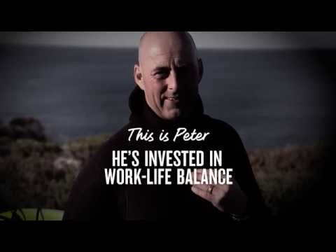 Business owner Peter Forras redefines work-life balance