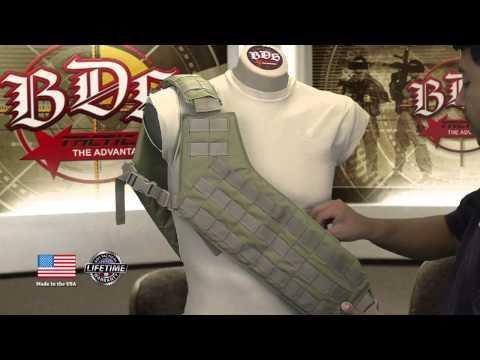 BDS Tactical Modular Bandoleer