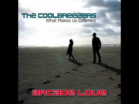 THE COOLBREEZERS - Arcade Love ft Da Brozz (track 2 from What Makes Us Different)