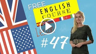 English Course - Learn Intermediate English - Lesson 47 - B1 English - Languages247