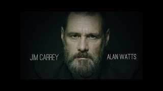 World's mysterious problem - new Jim Carrey | Alan Watts - the elusive question