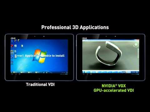 NVIDIA VGX Demo