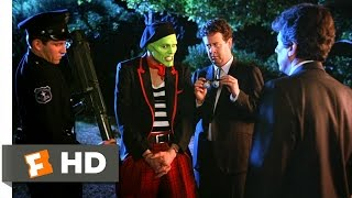 The Mask (1994) - Frisking the Mask Scene (4/5)   Movieclips