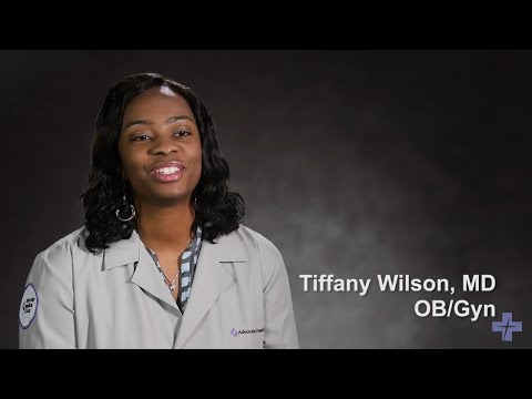 Meet Dr. Tiffany Wilson, Obstetrics & Gynecology - Advocate Health Care