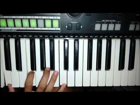 Como Fazer base de sanfona em teclado no ritmo de São João?
