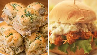 6 Mouth-Watering Slider Recipes • Tasty