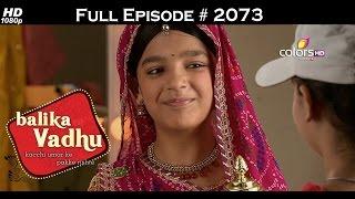 Balika Vadhu - 15th December 2015 - बालिका वधु - Full Episode (HD)